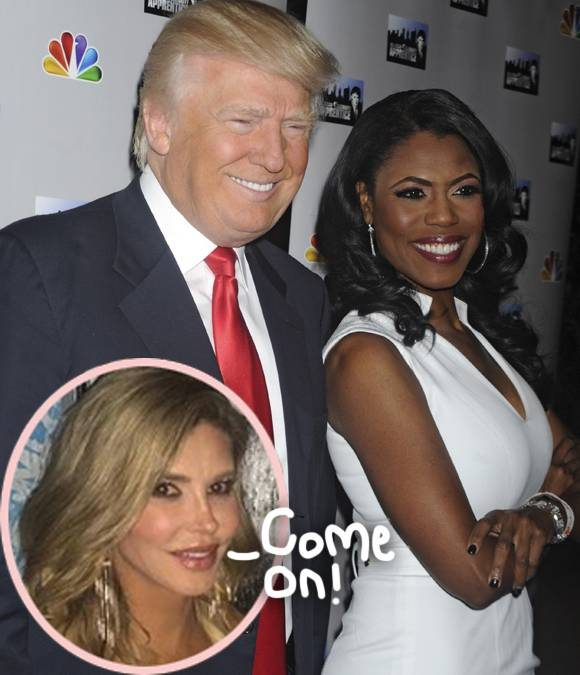 Brandi Glanville Is CONVINCED That Omarosa Manigault Slept With Donald Trump At Some Point!!